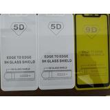 Mica Vidrio 9d Xiaomi Mi 8