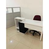 Oficina Amoblada En Edificio Exclusivo