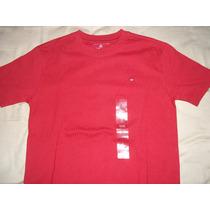 Camisetas Tommy Originales Para Niños Size 8-10 Años
