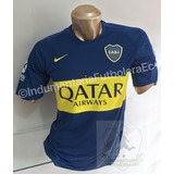 Camiseta Titular Boca Juniors 2018-2019