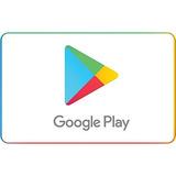 Google Play Store Tarjetas De Saldo $10 Android Codigo