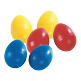Huevitos Maracas Shakers (par) / Varios Colores