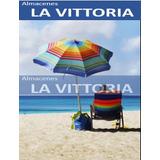 Sombrilla Parasol Extra Grande Para Jardin Terraza Playa