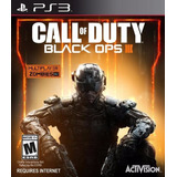Call Of Duty Black Ops 3 - Digital Ps3 - Garantizado