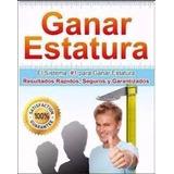 Pdf Ganar Estatura De Luis García Completo 118 Pag +regalos