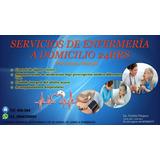 Servicios Profesionales De Enfermería A Domicilio
