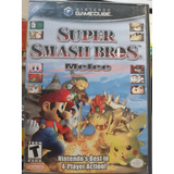 Smash Bros Melee Original Garantizado Nintendo Gamecube
