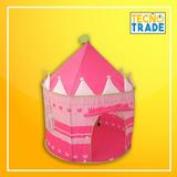 Carpa Infantil Castillo Rosado De Princesa , Incluye Iva