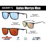 Gafas Wayfarer Merrys Polarizadas 100% Originales