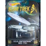 Hot Wheels Uss Enterprise Star Trek