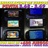 Instalación De Juegos Psvita A Cualquier Versión De Software