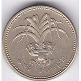 Moneda De Great Britain! One Pound 1985