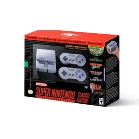 Nintendo Snes Mini Classic Nueva +180 Juegos