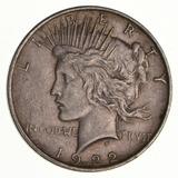 Moneda De 1922 Peace Silver Dollar  Early - 1922 - 90%