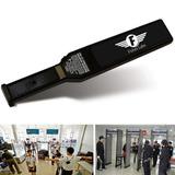 Fisher Cw-10 Detector Armas Metal Seguridad Corte Aeropuerto