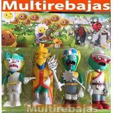 Originales Juguetes Del Juego De Plantas Vs Zombies Grandes