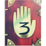 Gravity Falls Diario 3 Español+ Diario 1 Y 2 + Kit De Fiesta