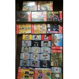 Nintendo 64 Original N64 Game Juegos Nes Cartucho Videojuego