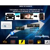 Mini Scanner Automotriz Obd2
