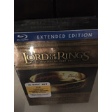 The Lord Of The Ring 15 Bluray Extended Edition