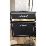 Amplificador De Guitarra Marshall Dsl 100 Y Cabinet 2x12