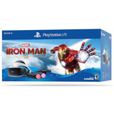 Play Station Vr Ironman +camara +2move +2juegos