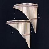 Flautas De Pan Profesional Boliviano