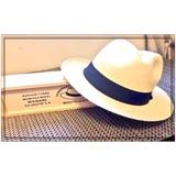 Sombreros De Paja Toquilla (genuinos)