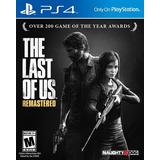 The Last Of Us Ps4 Nuevo Sellado Remate