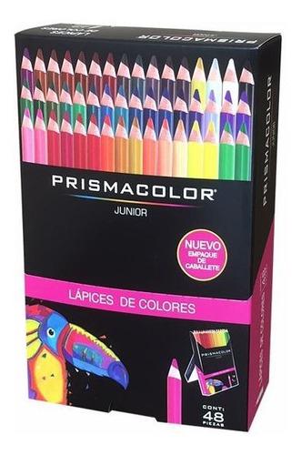 48 Prismacolor Junior Original Colores