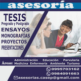 Tesis Pre Y Postgrado, Monografias, Apa, Spss