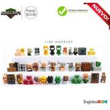 Figuras Colección Minecraft - Varias Temporadas Minecon