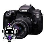 P R O F E S I O N A L Canon 90d + Memoria + Tripode + Maleta