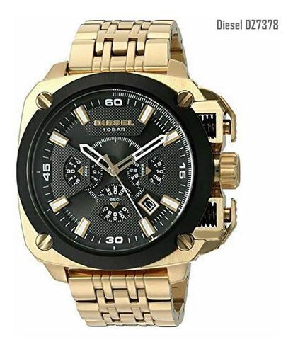 Relojes Diesel Dorados Plata Negros 100% Originales Reloj