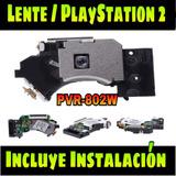 Lente Playstation 2 Super Slim Modelo Pvr802-w Original