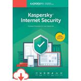Kaspersky Internet  Security 1pc 12 Meses Licencia Original