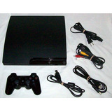 Ps3 Con Chip Multiman Llenas De Juegos Originales 500gb