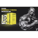 Somatodrol Testosterona Hgh 100% Original Musculatura