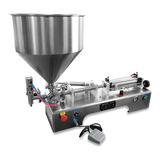 Maquina Dosificadora De Gel Y Semiviscosos Volumetrica