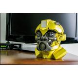 Parlante Bluetooth Recargable Transformer Bumblebee