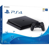 Ps4 Play Station 4 Slim 1 Tb Nuevas Promocion Guayaquil