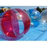 Water Ball,esferas De Agua,2mts Cierres,entrega Inmediata!!