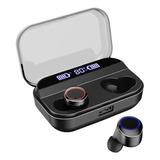 Audífonos Inalámbricos Bluetooth 5.0, Diseño Único