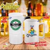 Jarro Cervecero Personalizado Regalo Cumpleaños Aniversario