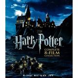 Harry Potter Colección Bluray 8 Película Hd
