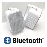 Par De Parlantes Sonido Musica Ambiental De Pared  Bluetooth