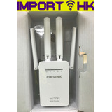 Router Repetidor Amplificador De Señal Wifi 300mbps 4 Antena