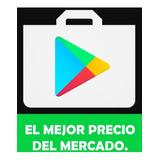 Tarjeta Google Play Ecuador