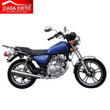 Moto Motor 1 Gne-200/ 200cc Año 2018 Color Rojo - Azul