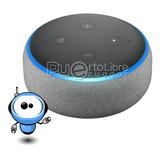Amazon Echo Dot  = Home Mini Parlante Inteligente Español